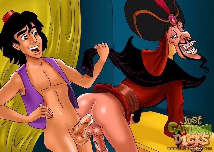 Aladdin Porn